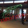 菏泽大功率挖坑植树专用机WKJ-60植树挖坑机现货供应
