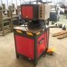 液壓剪角機4250可剪板厚4毫米90度角電動不銹鋼剪角機