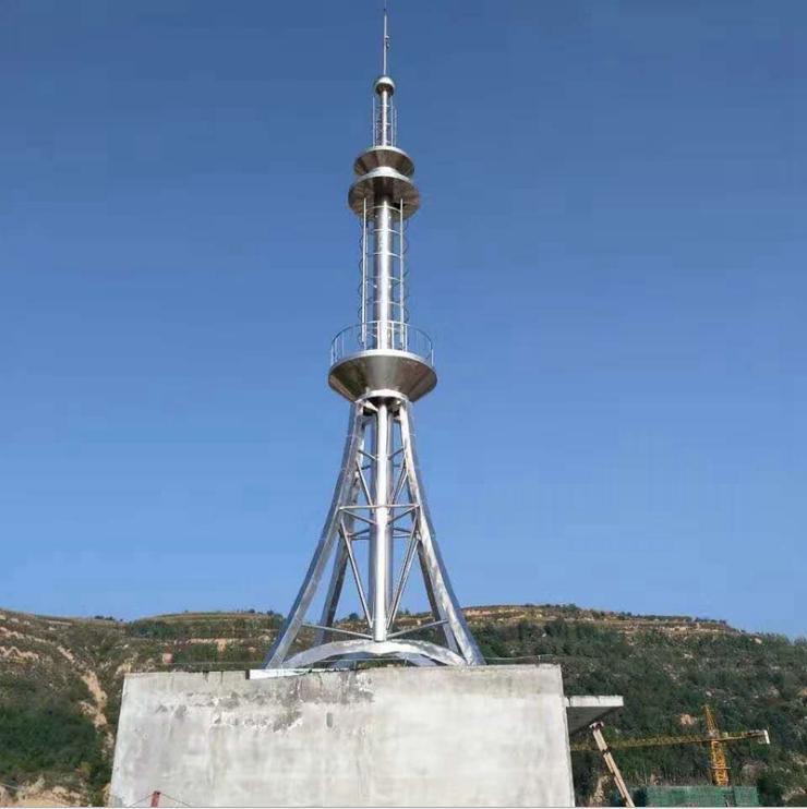 山西楼顶工艺塔
