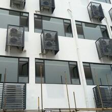 商丘精美空調格柵安裝,空調電動防雨百葉窗圖片