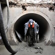 天津市政排水管道清淤,雨污管網養護圖片