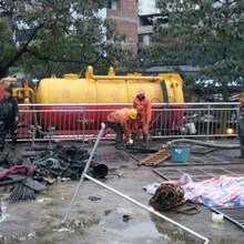 西青区中北工业园抽污水价格畅通无阻图片