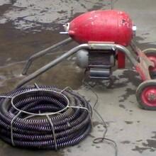 宁波市宁海县高压疏通清洗多年从事经验图片