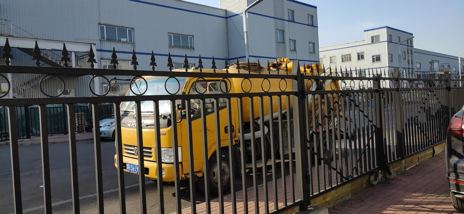 寧波工廠拉污水