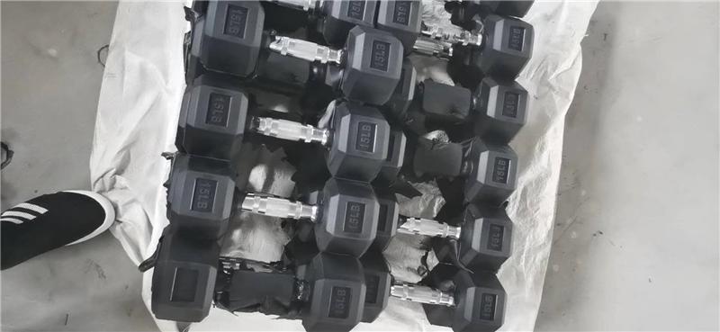 浙江橡胶哑铃批发