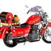 两轮消防摩托车改装斯库尔消防摩托车厂家