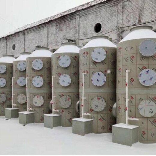 周口廢氣處理噴淋塔廠家