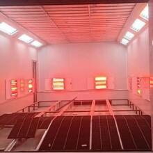 荆州汽车烤漆房生产厂家图片