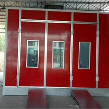 滁州汽车烤漆房厂家图片