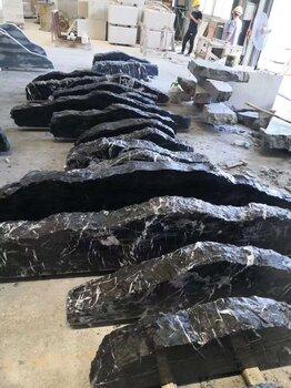 安徽黑山石造型加工直发