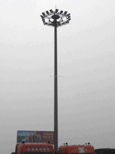內蒙古赤峰烏拉特前旗20米30米高桿燈一般多少錢,高桿燈價格