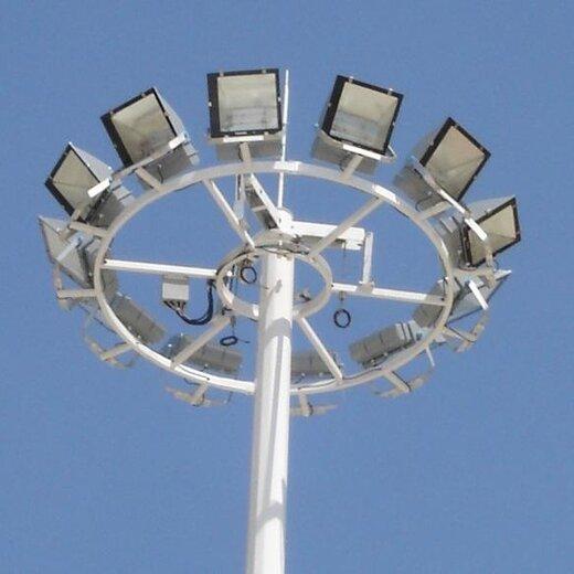 安徽池州東至縣20米30米高桿燈一般多少錢,高桿燈價格