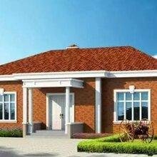 河南轻钢别墅中式装修、中式别墅设计、中式别墅装修图片图片