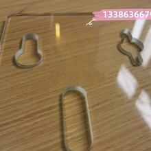 辽宁辽阳自动换刀玻璃加工中心,玻璃异形磨边机,玻璃数控磨边机图片