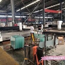 莆田转盘玻璃桌面加工设备,家具玻璃磨边机厂家图片
