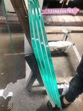 天津宁河玻璃异形磨边连线,玻璃数控异形磨边机,玻璃加工中心图片