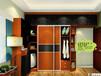 合肥铭居转角移门衣柜推拉门简约现代整体经济型衣橱组合家具