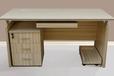 定做实验室机房电脑桌合肥办公家具工厂桌椅齐全