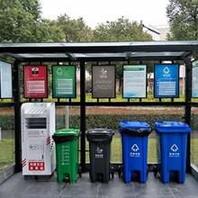 河北垃圾分类亭厂家定制图片