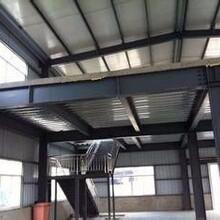 郑州市钢结构厂房专业定制图片