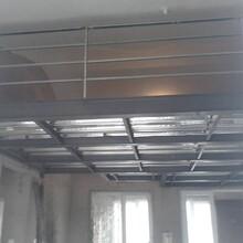 洛阳市钢结构阁楼厂家图片