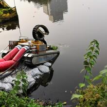 广州花都区抽水排涝图片