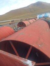 西安水泥厂回转窑回收图片