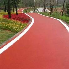吉安陶瓷颗粒防滑路面施工公司图片