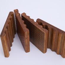 贛州亞麻重竹地板專業生產圖片
