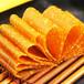 湖南特產超薄芝麻紅薯片的做法曬完不開裂