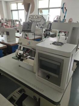 QC-860SJ(带切刀)服装无缝上胶机/贴条机