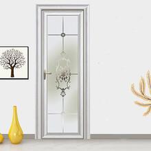 珠海铝合金洗手间门图片