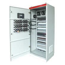 成套PLC可编程自动化控制柜PLC污水处理系统控制柜图片
