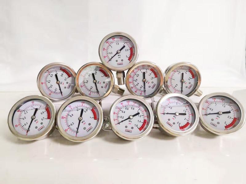 径向压力表YN60系列