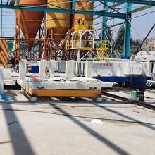 新型復合墻板設備移動臥式復合墻板生產線圖片