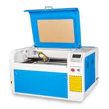 合诚激光现货供应4060激光雕刻机多功能激光切割机小型刻章机图片