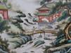 北京萬乾堂鑒定公司粉彩瓷板畫上門交易價格未來走勢