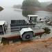 垃圾清理船河道保潔船水面垃圾打撈船