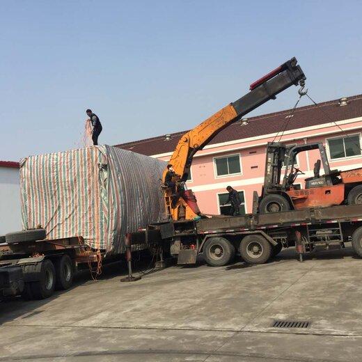 上海起重设备搬运费用一次多少钱
