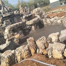 泰安假山石厂家图片