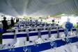 歐式婚禮篷房,臨時活動篷房,鋁合金帳篷搭建