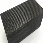 供应碳纤维板3K碳纤维材料制品碳纤维制品定制生产