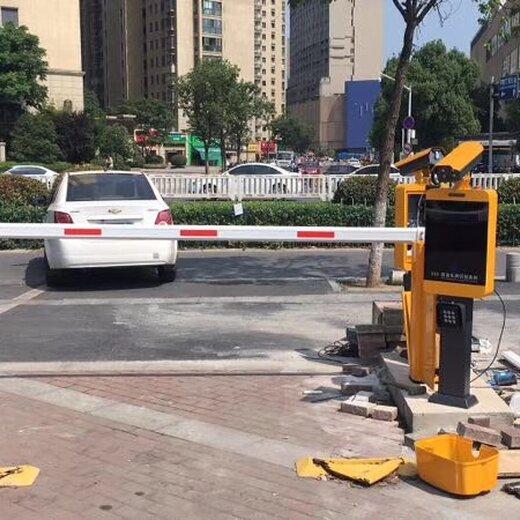 信陽智能停車系統停車場系統安裝,停車場系統安裝