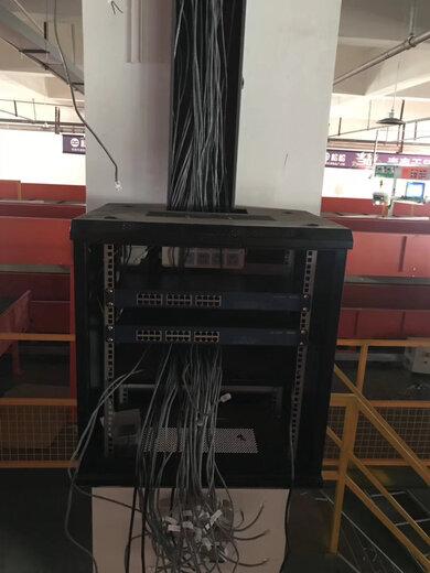 周口停車管理系統網絡布線弱電工程,網路綜合布線