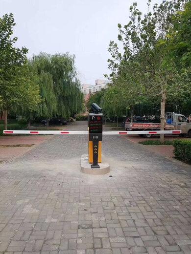 鄭州管城區停車場系統