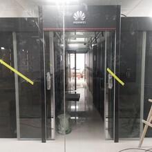 鄭州機房工程施工系統大華收費系統,弱電機房圖片