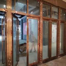 阜阳玻璃防火门生产商图片