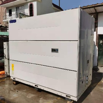 二手中央空調二手空調二手水冷柜機格力30匹水冷柜機