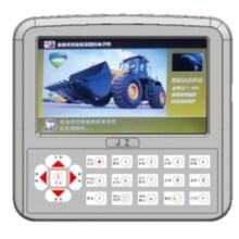 裝載機電子秤鏟車秤廣東地區安裝圖片