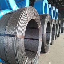 贵定县桥梁15.2钢绞线厂家直接发货图片